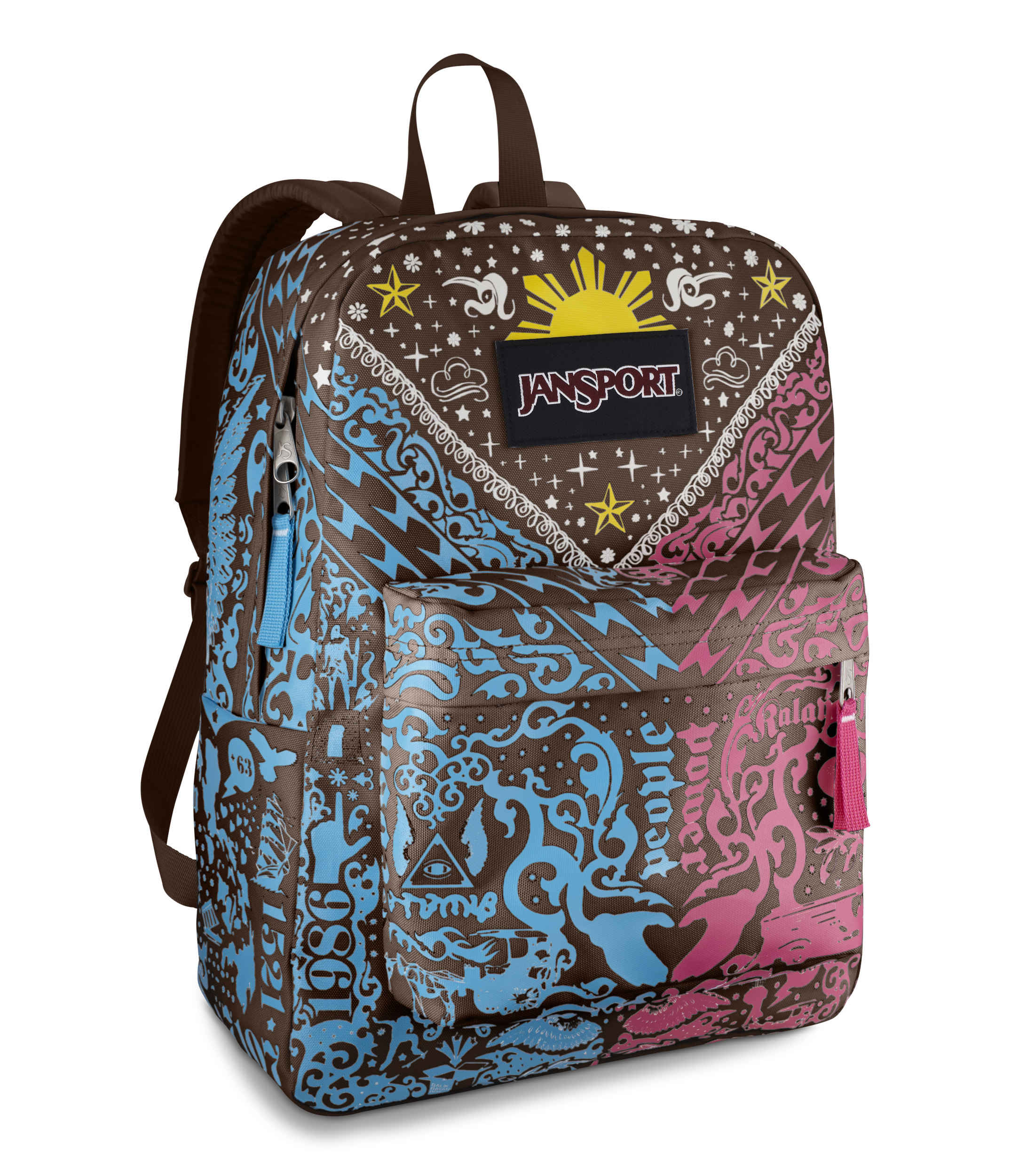 Jansport Backpack Original - Crazy Backpacks